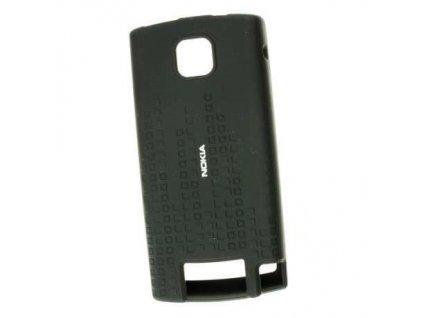 Originální silikonové pouzdro pro Nokii 5250/CC-1006/- černé