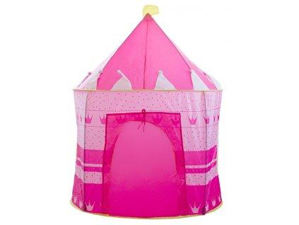 GNT JUNIOR  Dětský stan (růžová)
