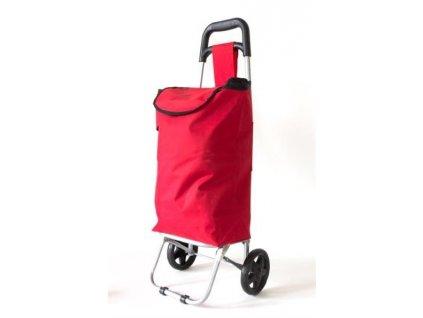 GNT Pojízdná nákupní taška na kolečkách 27L