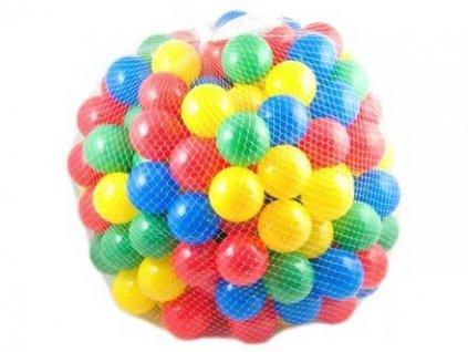 Plastové míčky do bazénu 100ks (6cm)