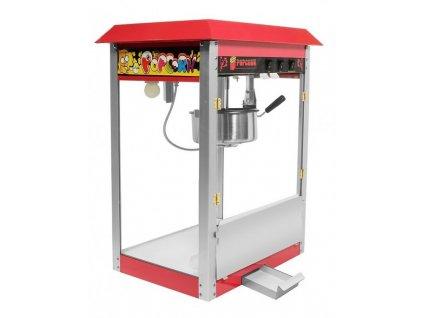 Výrobník popcornu GNT profi 6kg/hod