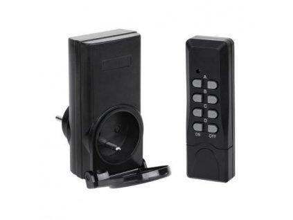 Dálkově ovládaná bezdrátová zásuvka - venkovní URZ1227