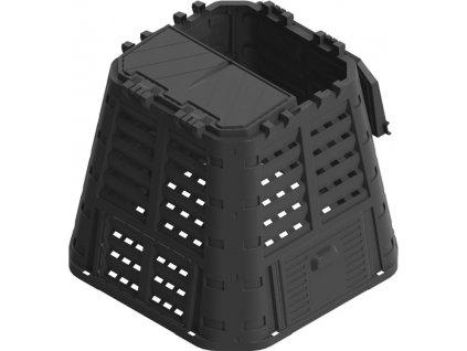 GNT Flo kompostér multi 420 l černá
