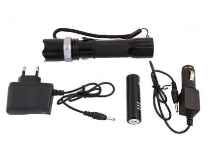 GNT svítilna LED CREE 3W 500M X-LIN