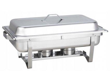 GNT Chafing dish, ohřívač 9l 510003