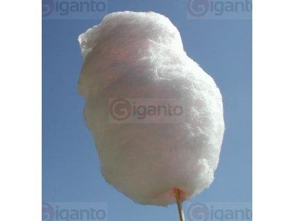 Cukr na cukrovou vatu 220g Zelené Jablko
