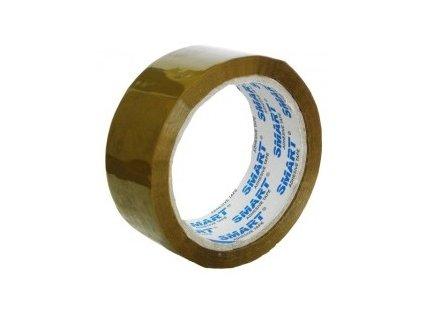 Lepicí páska balící 48 mm x 40 m hnědá