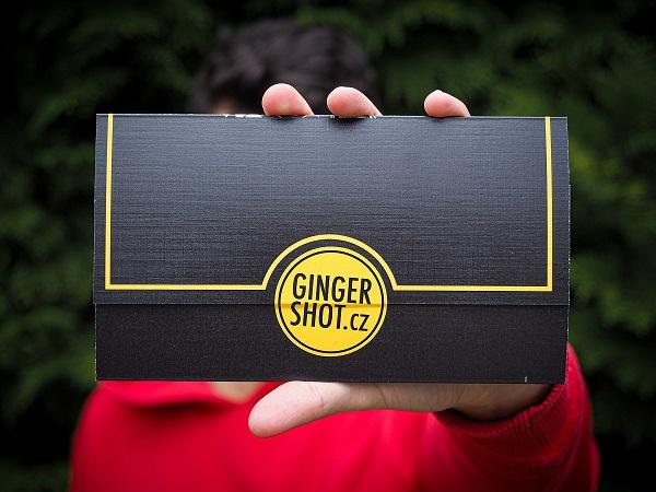 GingerShot - Dárkový poukaz