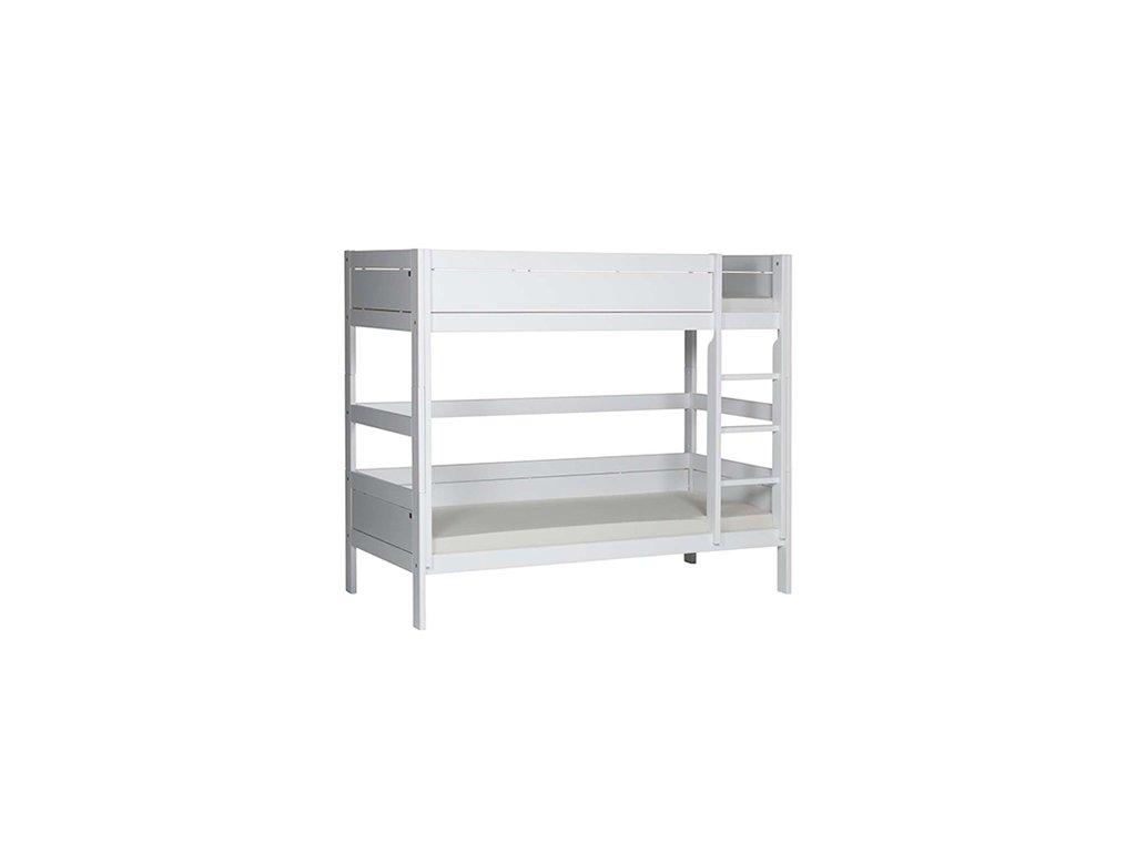 postel dvoupatrová