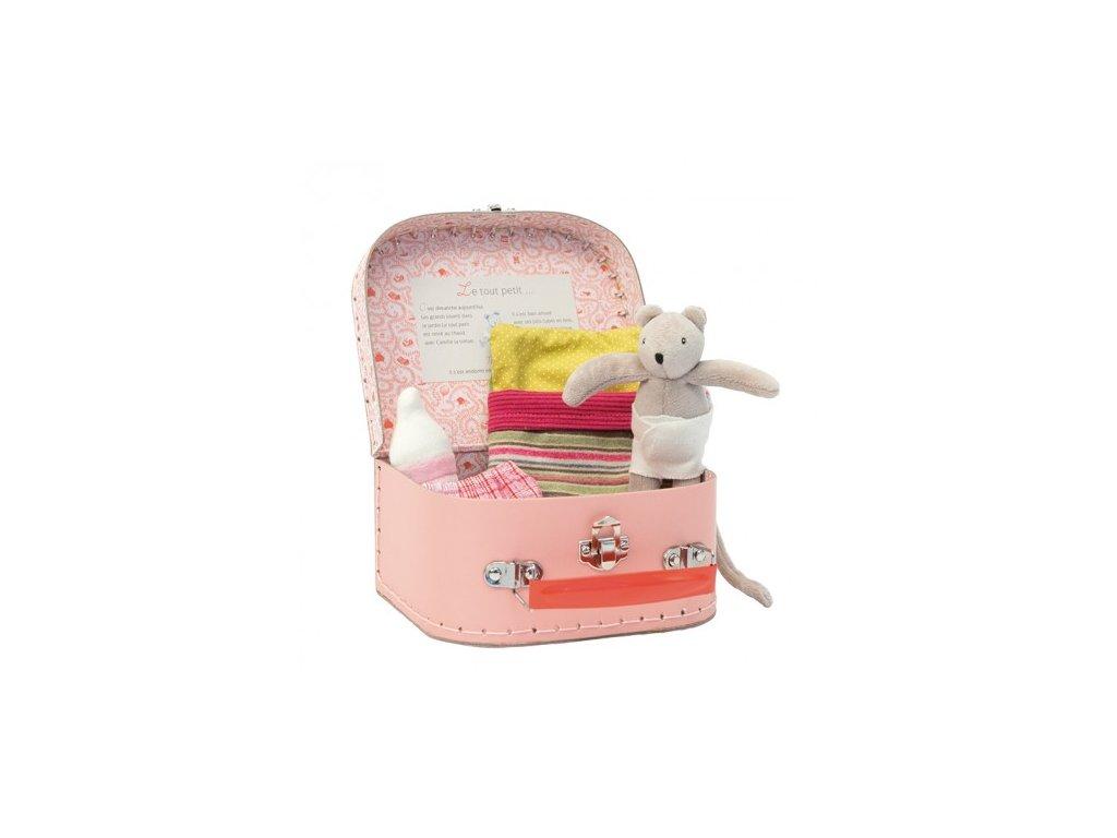kufřík malé maminky