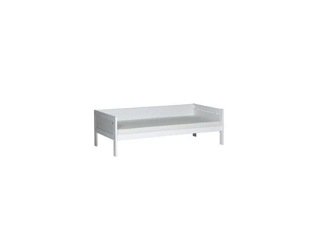 postel základní bílý lak2
