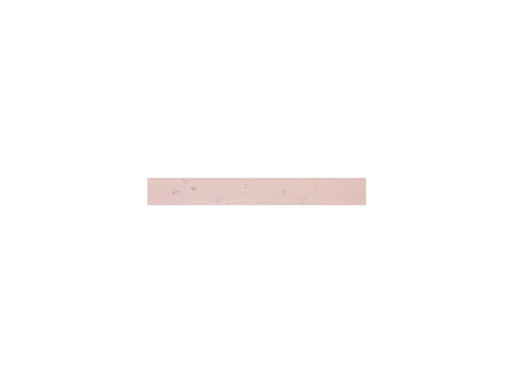 VÝPLŇ ZÁBRANY POSTELE - RŮŽOVÁ