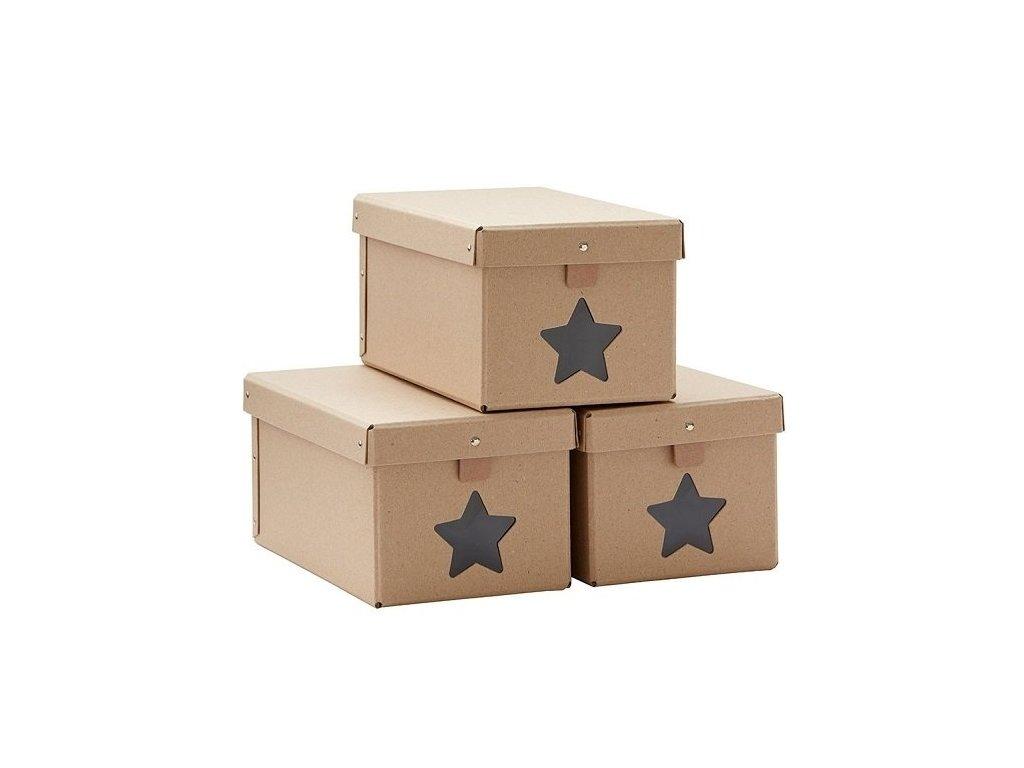 dizajnove ulozne boxy na topanky neo 3ks nature kids concept lovel sk