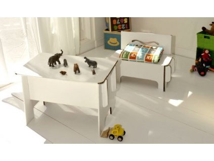 stůl kartonový