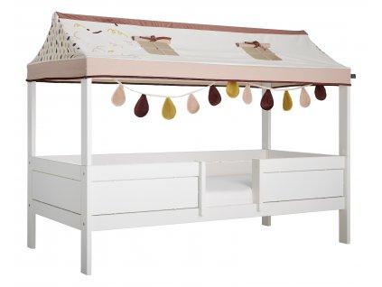 postel pro plátěnou střechu