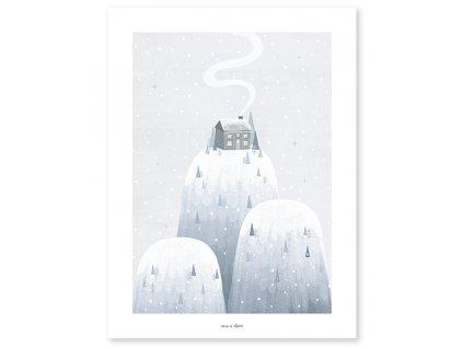 affiche village nordic p0280