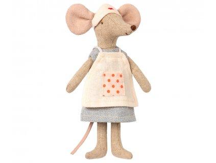 zdravotní sestra myška