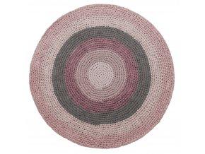 koberec vintage rose