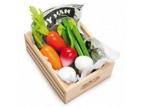 potraviny - sklizeň zeleniny