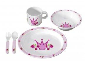 dětské nádobí malá princezna