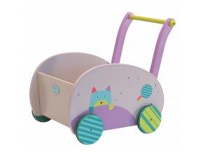 chodítko - vozík