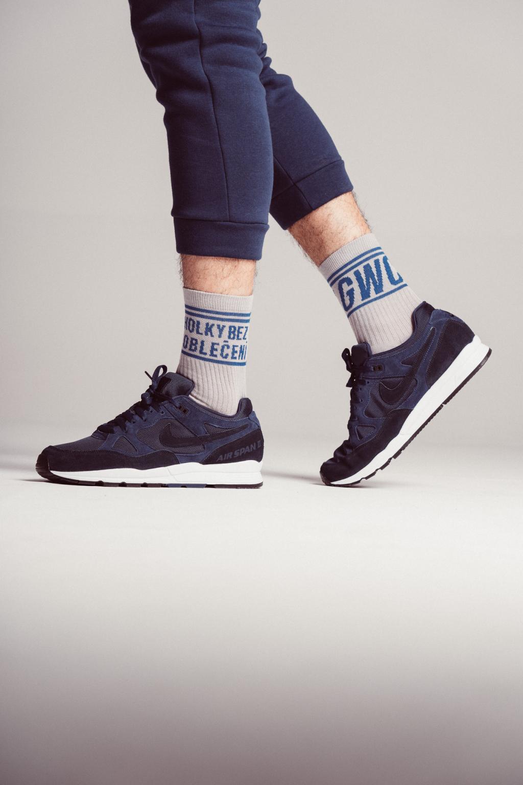 Ponožky GWC Holky bez oblečení