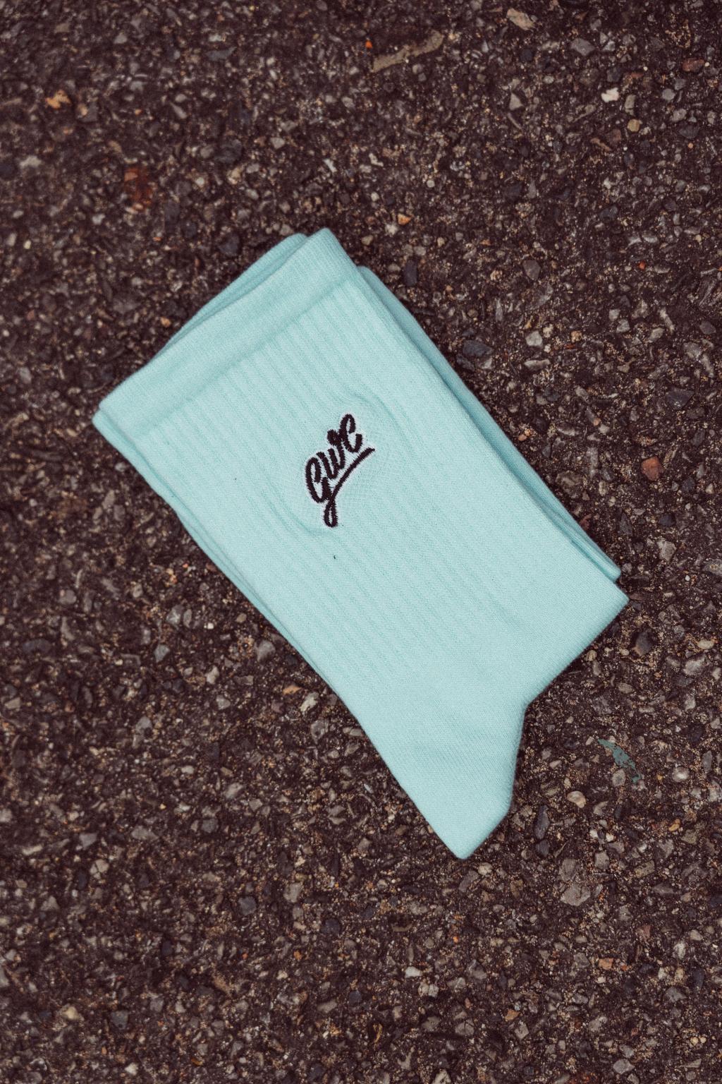 Ponožky, které pomáhají - mint