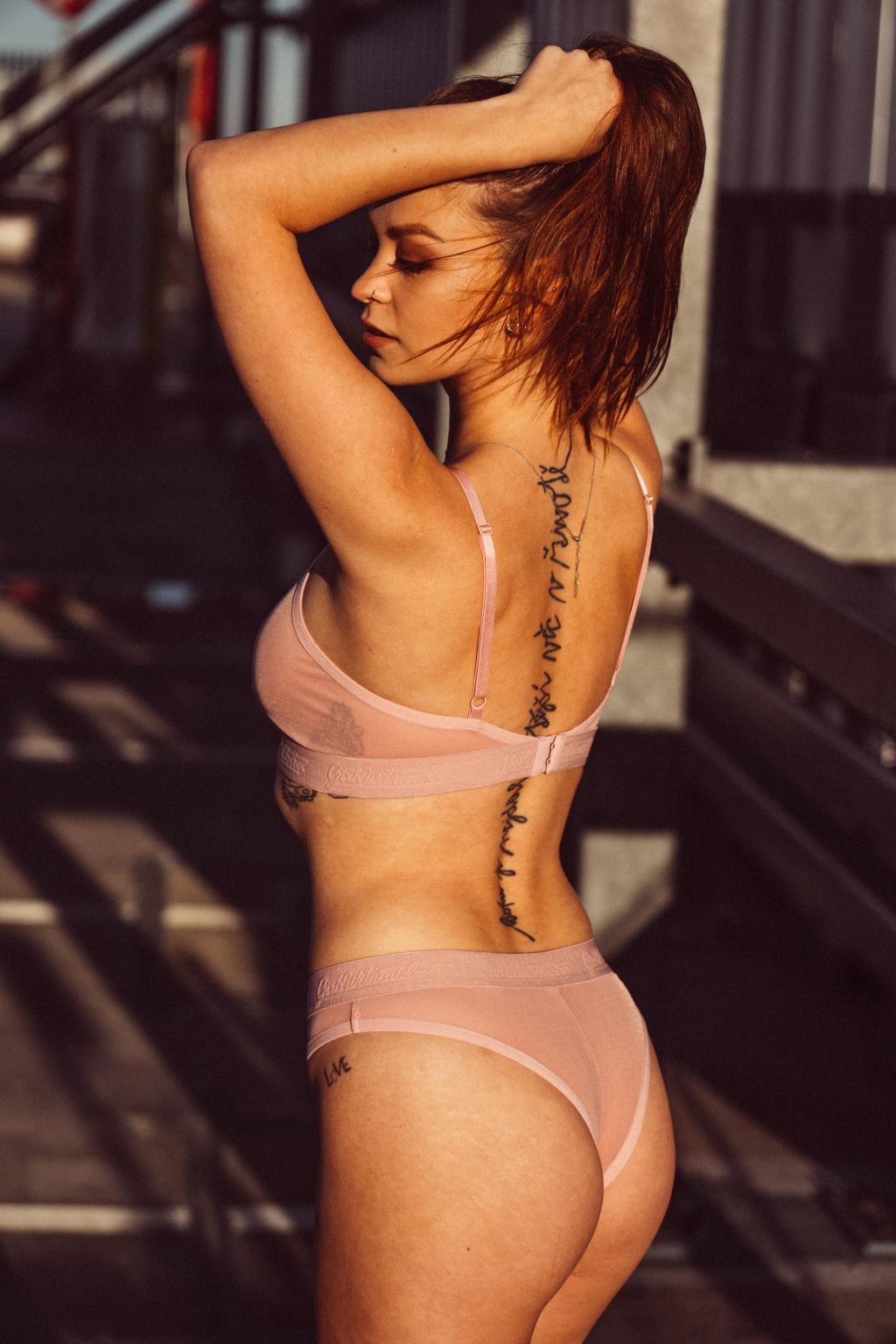 Kalhotky Pink