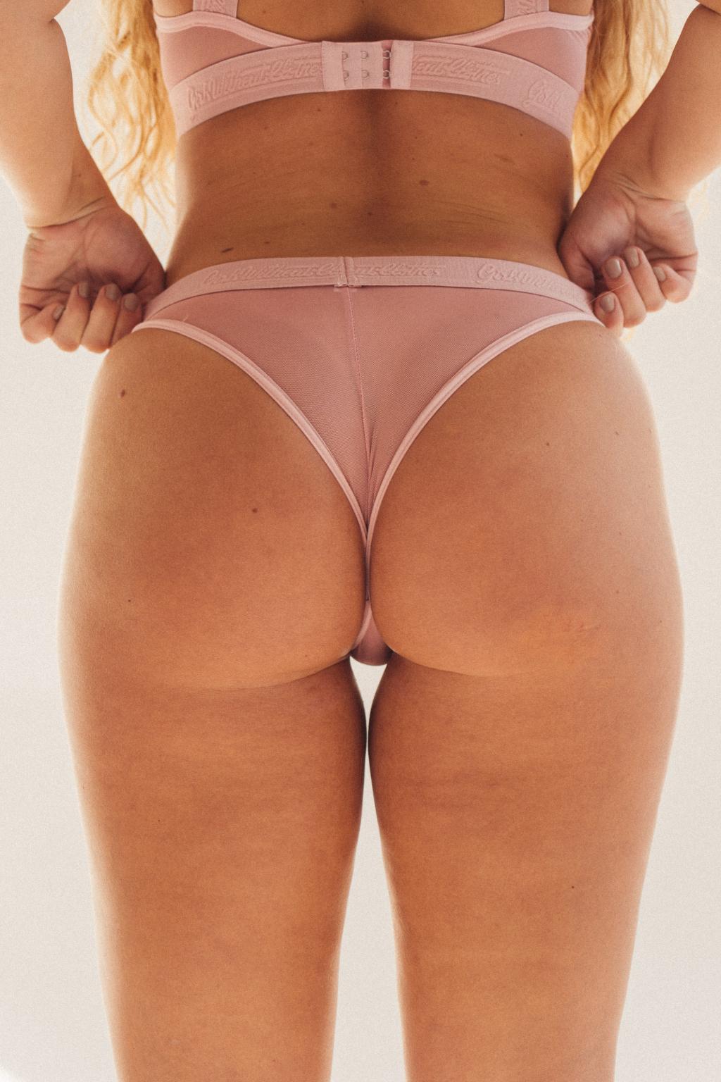 Kalhotky Cara Pink