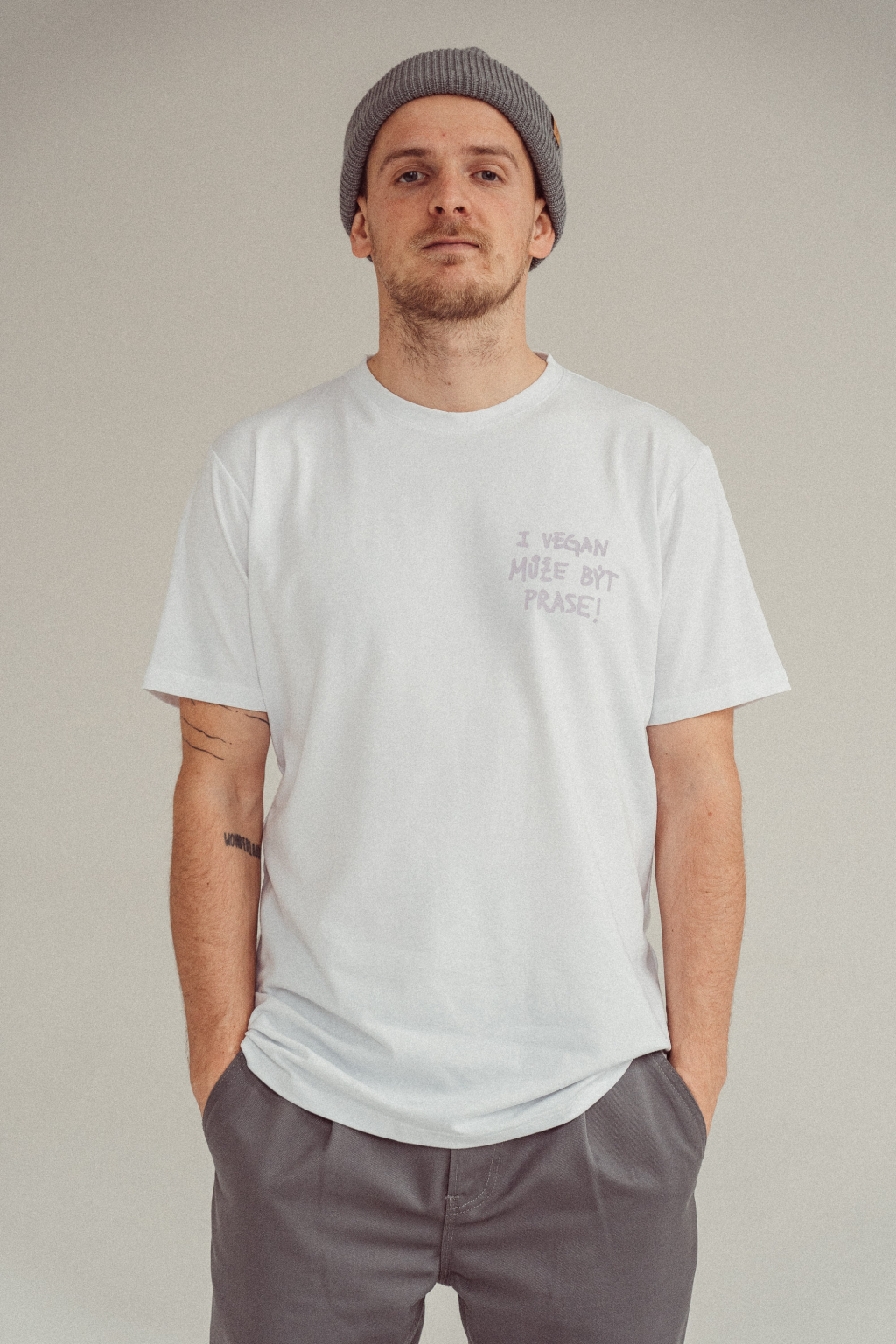 Pánské triko Prase