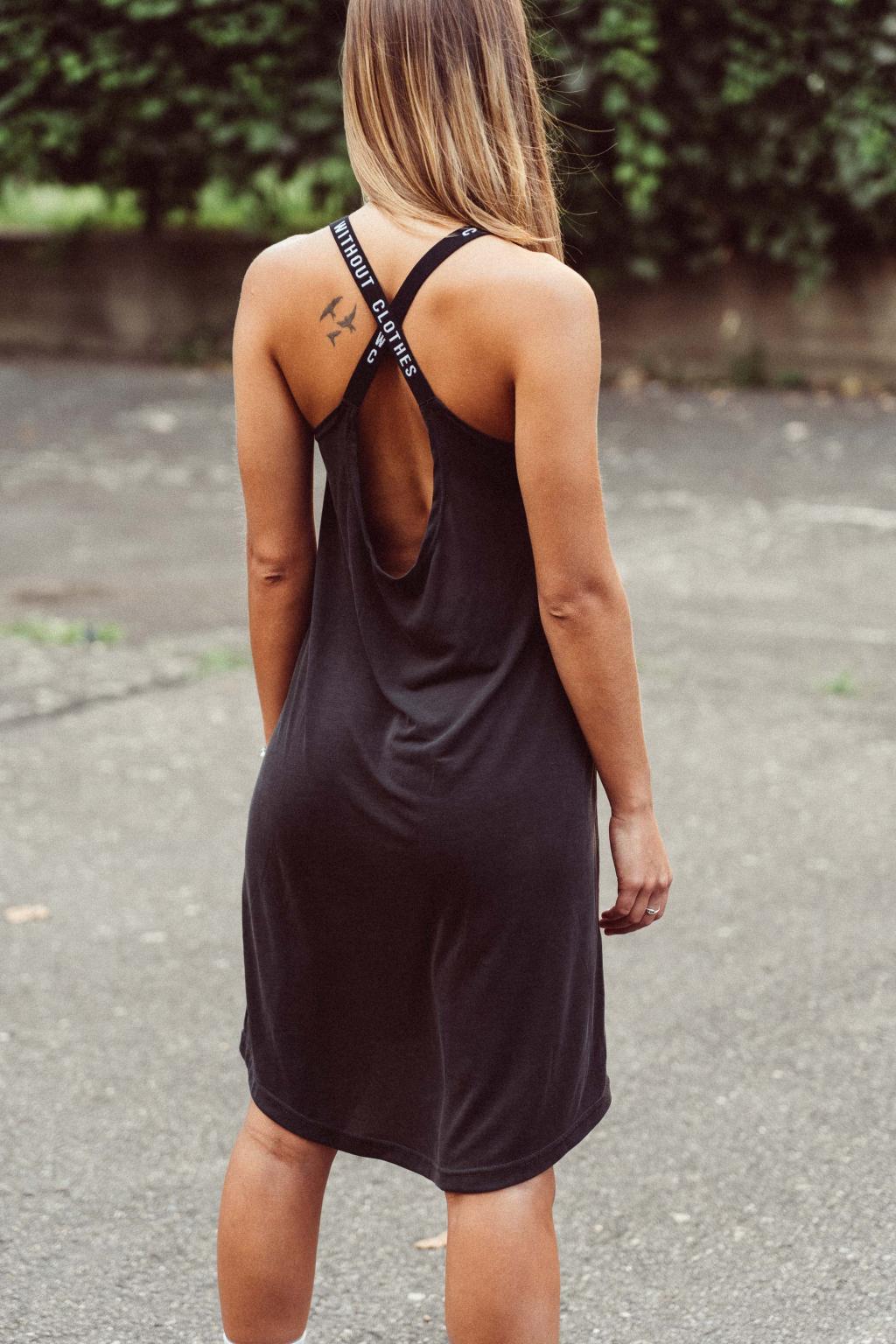 Šaty SKYE černé