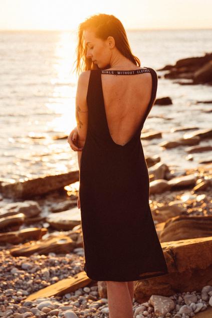Šaty Tenerife černé