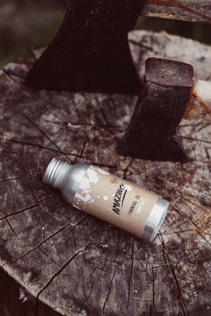 Amazinc! Tanning Oil SPF 10