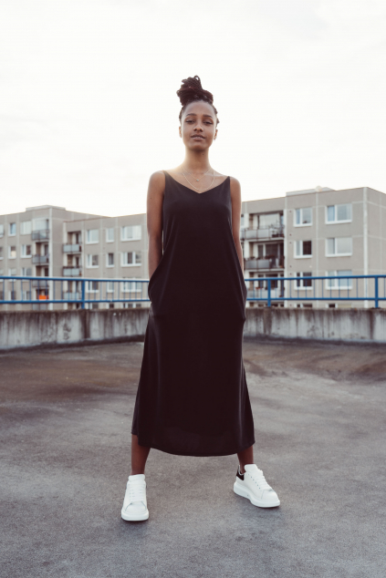 Šaty Veronica černé