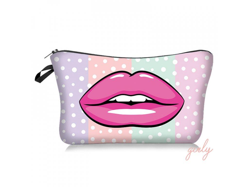 Farebná kozmetická taška 3