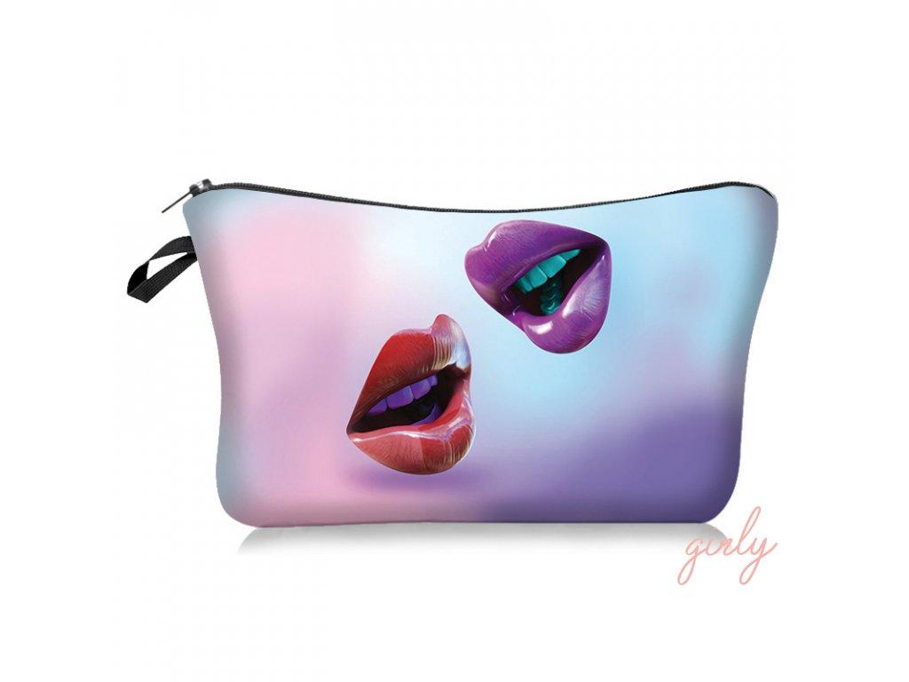 Farebná kozmetická taška 4