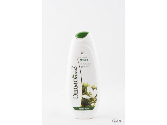 Dermomed sprchový gel/pěna do koupele Muschio Bianco, 500 ml