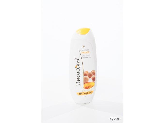 Dermomed sprchový gel Ambra e Legno di Cedro, 250 ml