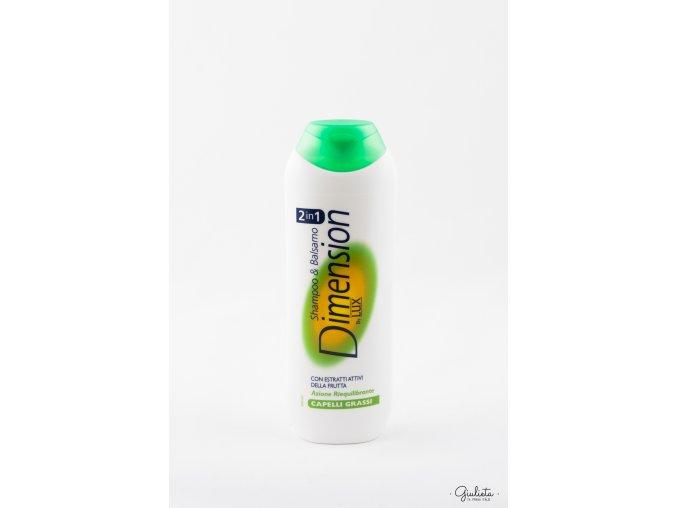 Dimension šampon 2v1 Verde Grassi, 250 ml