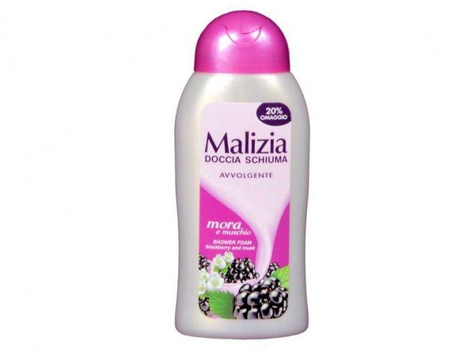 Malizia sprchový gel Mora e Muschio, 300 ml