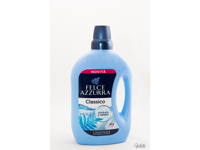 Felce Azzurra prací gel Classico, 29 pracích dávek