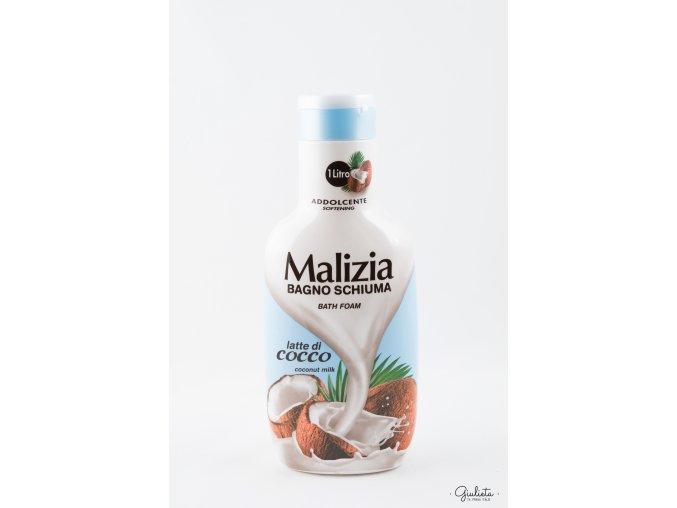 Malizia pěna do koupele Cocco, 1 litr