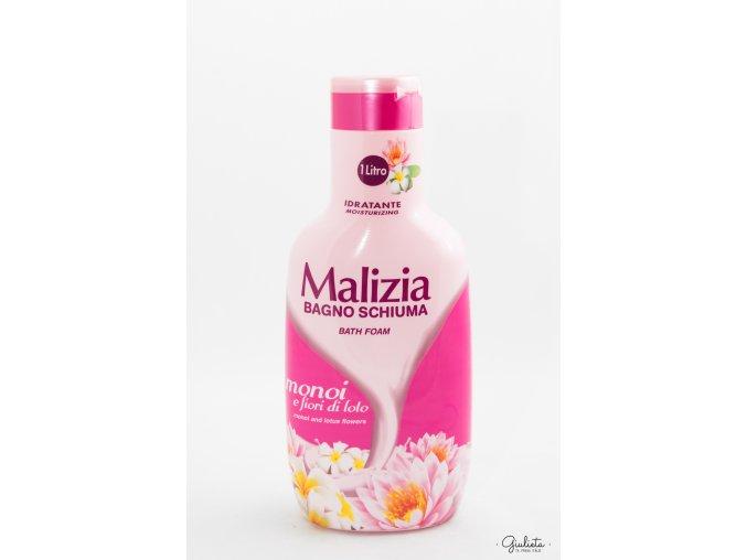 Malizia pěna do koupele Monoi, 1 litr