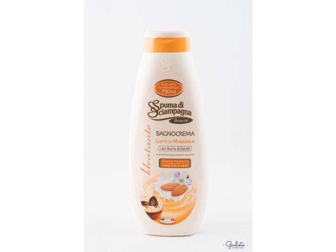 Spuma di Sciampagna pěna do koupele Mandorla, 750 ml