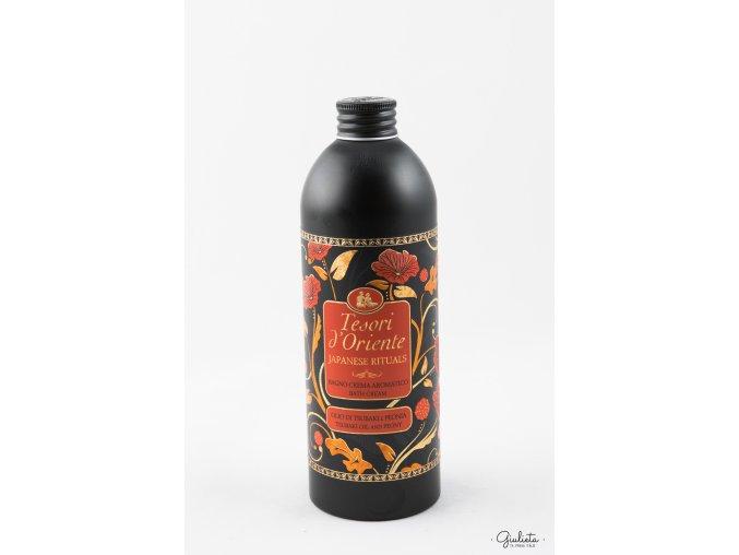 Tesori d'Oriente pěna do koupele Japanese Rituals, 500 ml