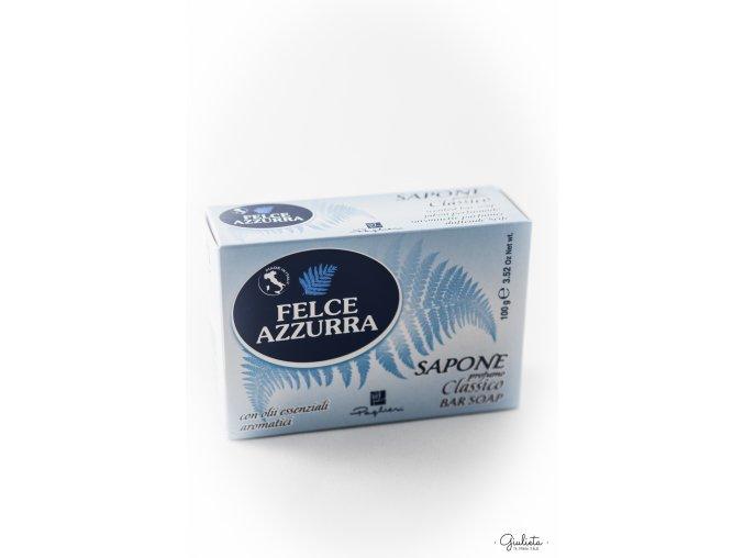 Felce Azzurra toaletní mýdlo Classico, 100 g