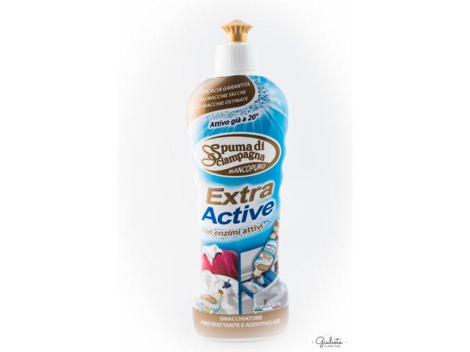 Spuma di Sciampagna odstraňovač skvrn Biancopuro Extra Active 400 ml