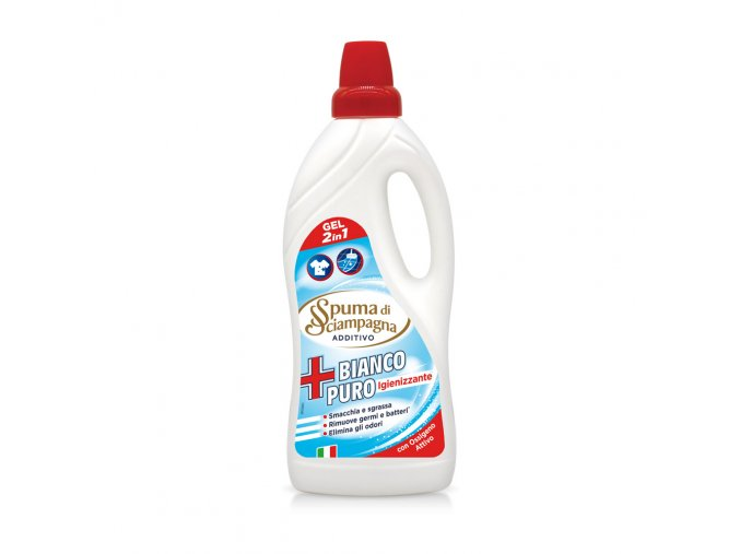 Spuma di Sciampagna odstraňovač skvrn Bianco Puro OxyActive, 1 litr