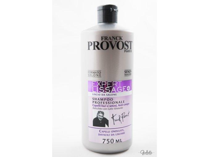 Franck Provost šampon Lissage+, 750 ml