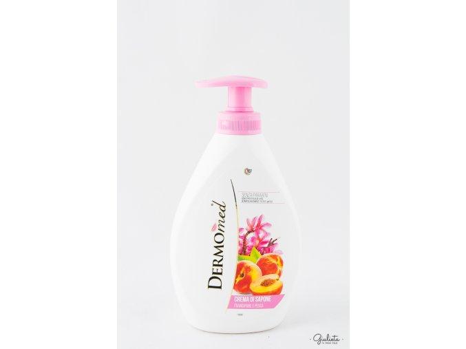 Dermomed tekuté mýdlo plumérie/broskev, 300 ml